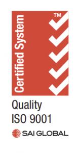 Sai Global Certified System Logo